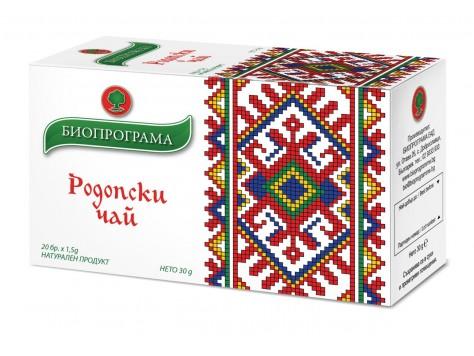 Родопски чай