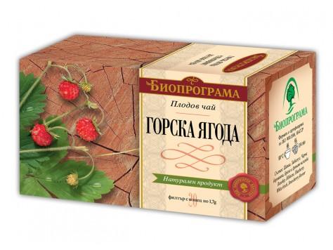 Чай горска ягода