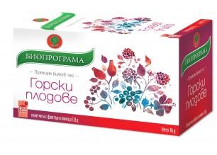 Чай горски плодове