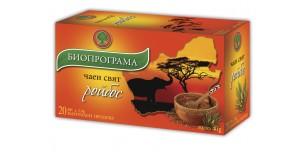 """Чай """"Ройбос"""" или """"Африкански червен храст""""."""