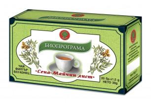 Чай сена - майчин лист