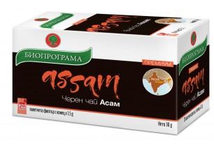 Черен чай Асам