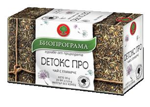 Чай Детокс Про