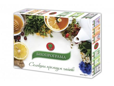 Селекция премиум чайове